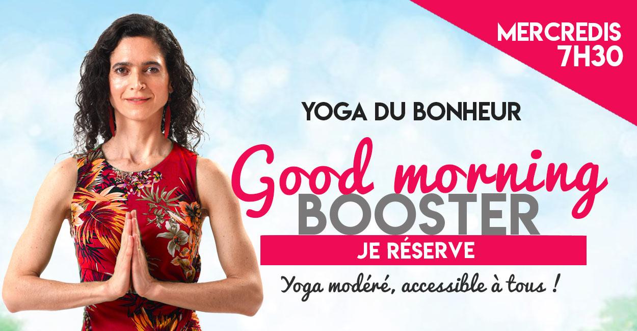 Carolina de la Cuesta Cultiver Son Bonheur Yoga du Bonheur Paris