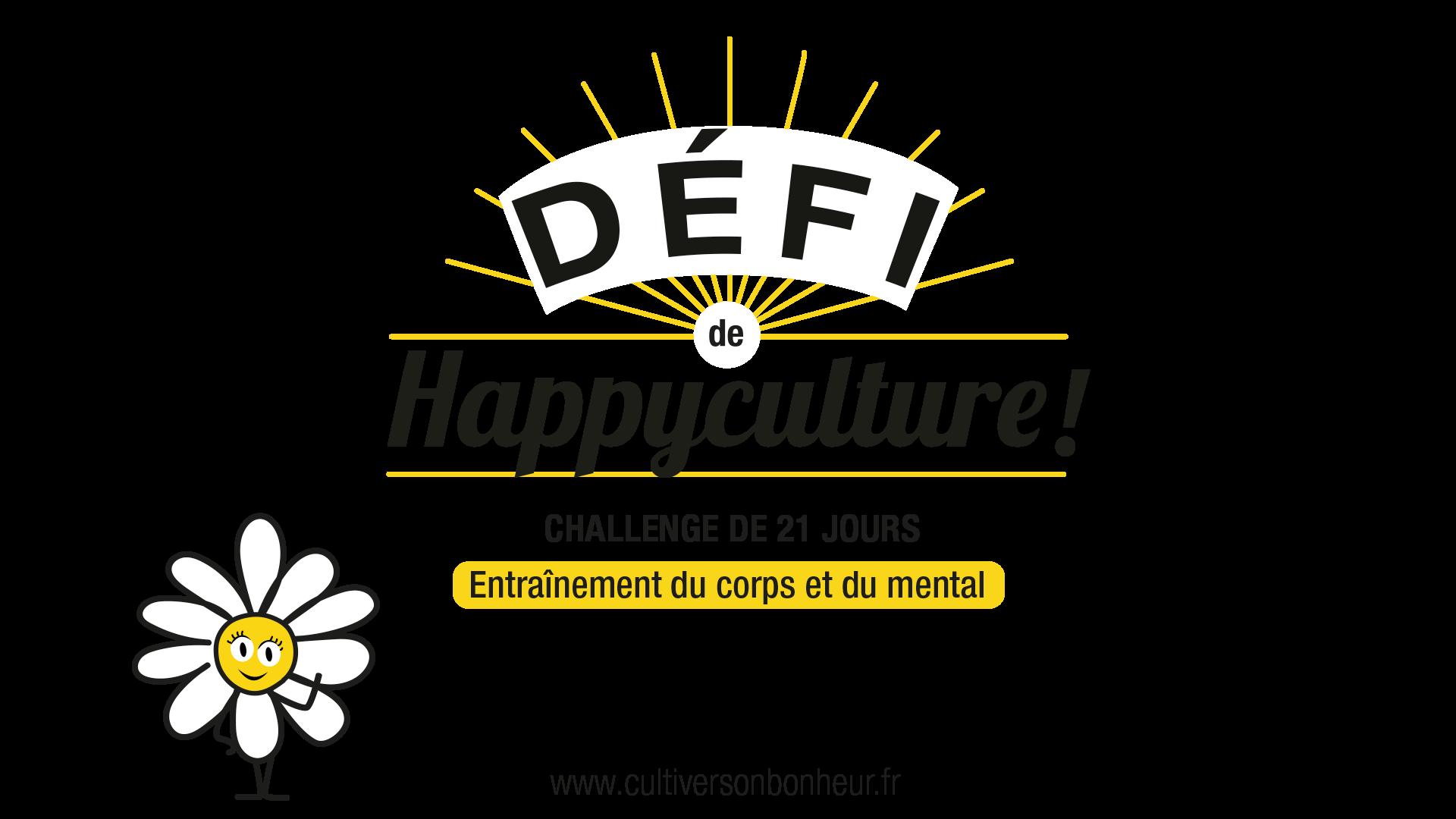 Challenge Happyculture - Cultiver Son Bonheur - Carolina de la Cuesta