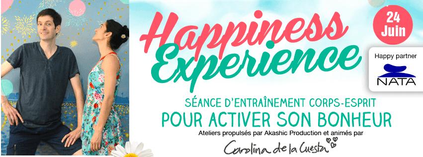 Cultiver Son Bonheur Happyculture avec Carolina de la Cuesta