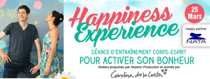 Happyculture Happiness Experience Printemps Cultiver Son Bonheur Carolina de la Cuesta