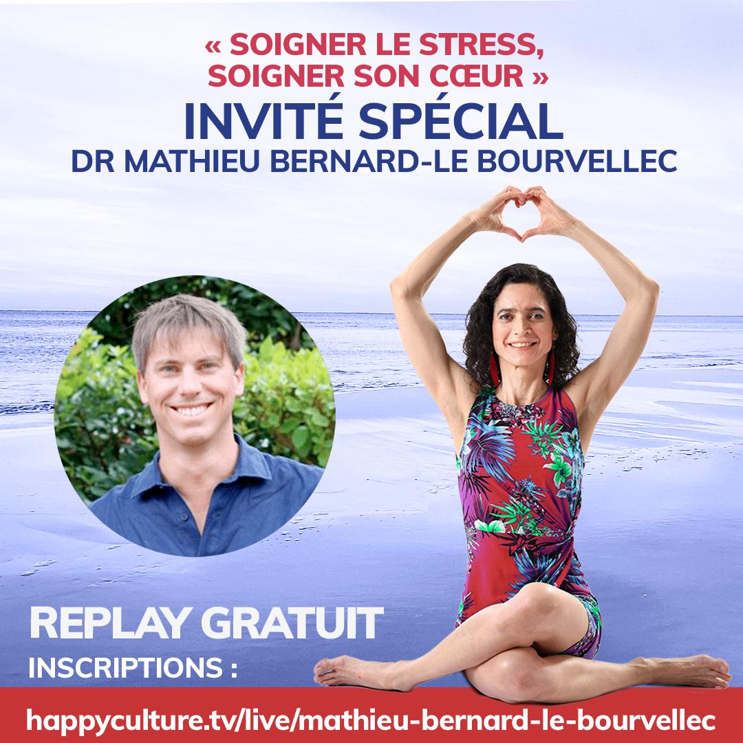 Interview avec le Dr Mathieu Bernard-Le Bourvellec sur Happyculture.tv