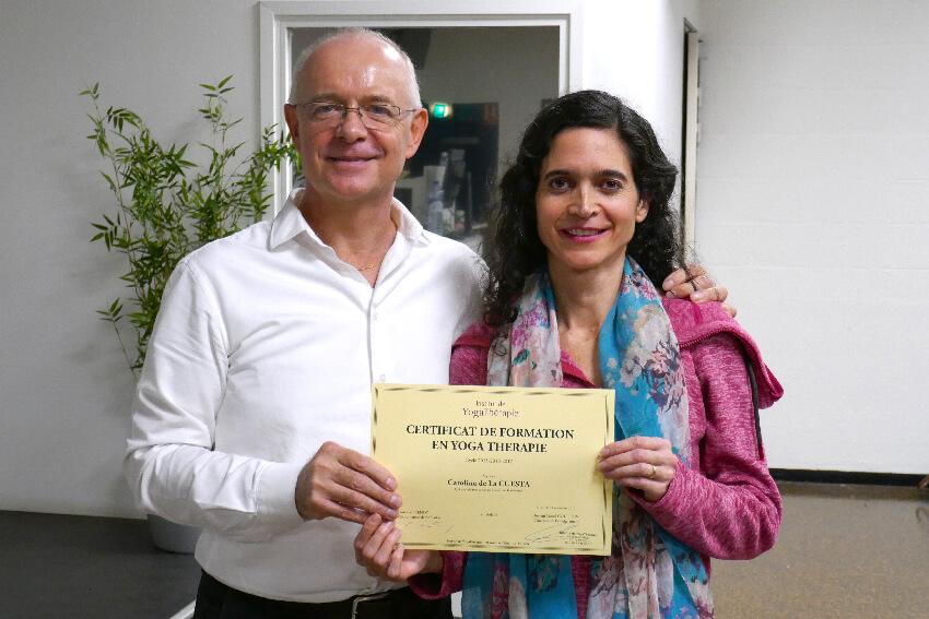 Formation Yogathérapie - Anxiété & Stress - Cultiver Son Bonheur