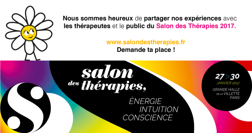 Working for Happiness au Salon des Thérapies - Cultiver Son Bonheur © Akashic Production