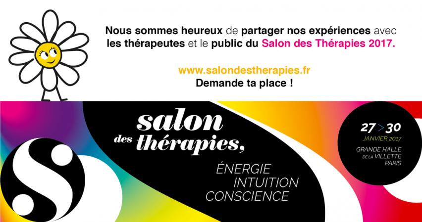 Working for Happiness au Salon des Thérapies - Cultiver Son Bonheur © Akashic Production