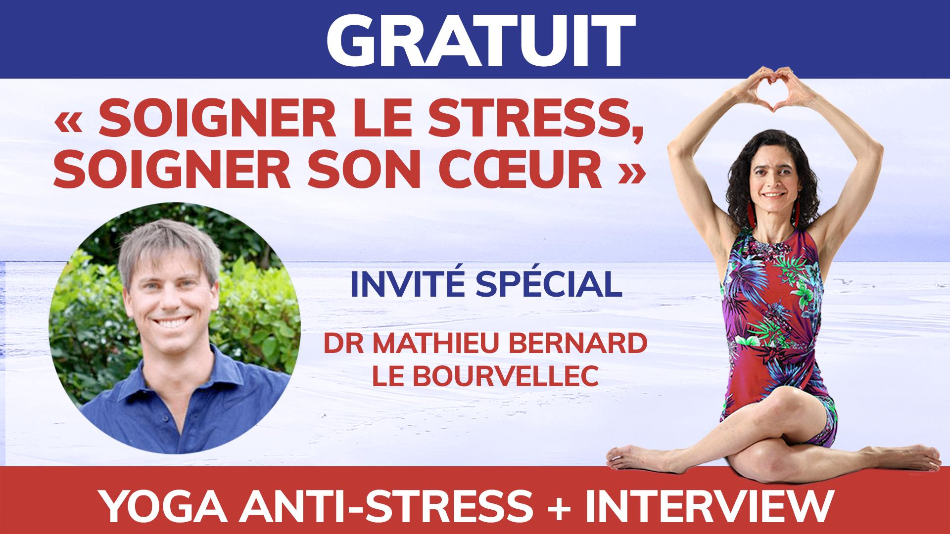 Carolina de la Cuesta interview le Dr Mathieu Bernard-Le Bourvellec sur Happyculture.tv